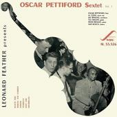 Album artwork for Oscar Pettiford Sextet