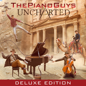Album artwork for THE PIANO GUYS - UNCHARTED (Dlx Ed - CD & DVD)