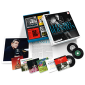 Album artwork for Leonard Bernstein - The Composer