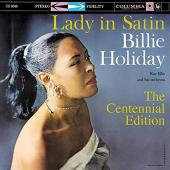 Album artwork for Billie Holiday - Lady in Satin
