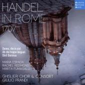 Album artwork for Handel in Rome 1707 / Prandi