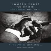 Album artwork for Shore: Two Concerti / Lang Lang, Sophie Shao