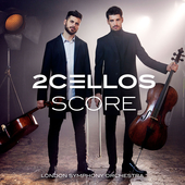 Album artwork for SCORE / 2 Cellos