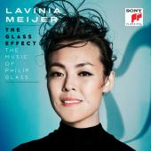 Album artwork for The Glass Effect / Lavinia Meijer