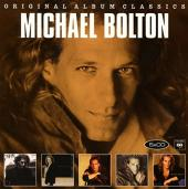 Album artwork for Michael Bolton - Original Album Classics