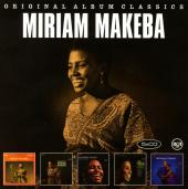 Album artwork for Miriam Makeba - Original Album Classics