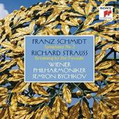 Album artwork for Schmidt / R. Strauss: Vienna Phil