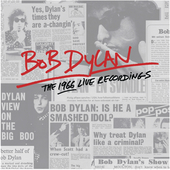 Album artwork for Bob Dylan: 1966 LIVE RECORDINGS (36 cd)