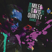 Album artwork for V5: FREEDOM JAZZ DANCE - Miles Davis Quintet