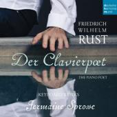 Album artwork for Friedrich Wilhelm Rust: Piano Music