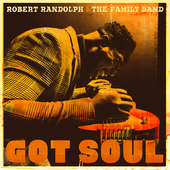 Album artwork for GOT SOUL / Robert Randolph