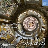 Album artwork for A. Scarlatti: Opera Overtures & Concertos