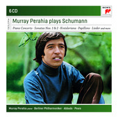 Album artwork for PERAHIA PLAYS SCHUMANN