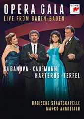 Album artwork for Opera Gala - Live From Baden-Baden (DVD)