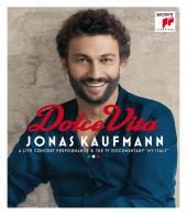 Album artwork for Jonas Kaufmann - Dolce Vita in Concert Blu-ray
