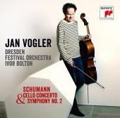 Album artwork for Schumann: Cello Concerto, Symphony #2 / Vogler