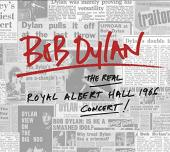Album artwork for Bob Dylan - The REAL Royal Albert Hall 1966 concer
