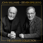 Album artwork for WILLIAMS & SPIELBERG: The Ultimate Collection