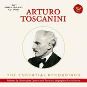 Album artwork for Arturo Toscanini - The Essential Recordings