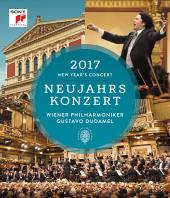 Album artwork for New Year's Concert 2017 - Vienna Phil, Dudamel