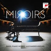 Album artwork for Miroirs - Ravel Piano Works / Krichel
