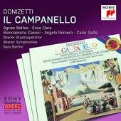 Album artwork for Donizetti: Il Campanello / Baltsa, Bertini