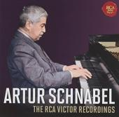 Album artwork for Artur Schnabel - The RCA Victor Recordings 2CD