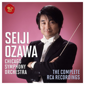 Album artwork for COMPLETE RCA RECORDINGS / Ozawa