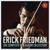 Album artwork for Erick Friedman - Complete RCA Collection