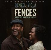 Album artwork for Fences OST / Marcelo Zarvos