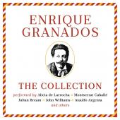 Album artwork for Enrique Granados - The Collection