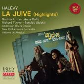 Album artwork for Halevy: La Juive (highlights) / Almeida