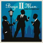 Album artwork for UNDER THE STREETLIGHT / Boyz II Men