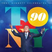 Album artwork for Tony 90 - Deluxe 3CD Edition / Tony Bennett