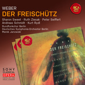 Album artwork for DER FREISCHUTZ