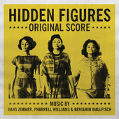 Album artwork for HIDDEN FIGURES - ORIGINAL SCOR