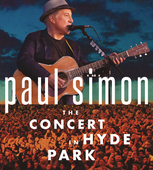 Album artwork for CONCERT IN HYDE PARK