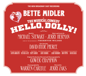 Album artwork for HELLO, DOLLY! / Bette Midler