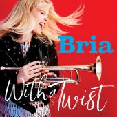 Album artwork for WITH A TWIST / Bria Skonberg
