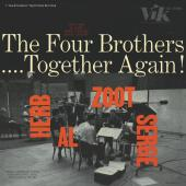 Album artwork for The Four Brothers - Together Again !