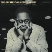 Album artwork for The Greatest of Dizzy Gillespie