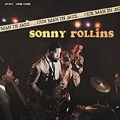 Album artwork for Sonny Rollins - Our Man in Jazz