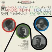 Album artwork for Andre Previn 4 to Go
