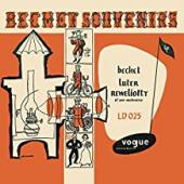 Album artwork for Sidney Bechet - Bechet's Souvenirs