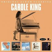 Album artwork for Carole King - Original Album Classics (5CD)