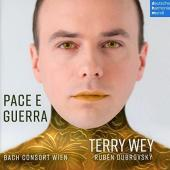 Album artwork for Pace e Guerra - Arias from Bernacchi / Wey