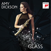 Album artwork for GLASS / Amy Dickson