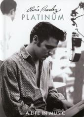 Album artwork for Elvis Presley Platinum - A Life in Music 4CD set