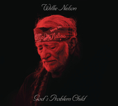 Album artwork for GOD'S PROBLEM CHILD / Willie Nelson