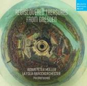 Album artwork for Rediscovered Treasures from Dresden
